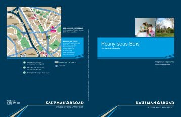 Rosny-sous-Bois - Kaufman & Broad