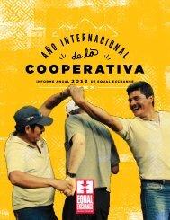 2012 Annual Report - en español (7.02 mb, pdf) - Equal Exchange