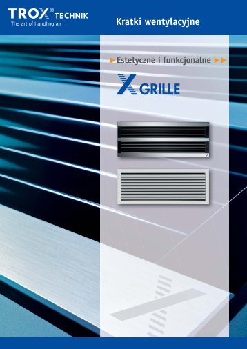 GRILLE - TROX