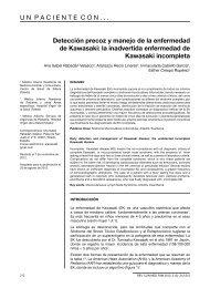 Detección precoz y manejo de la enfermedad de Kawasaki: la ...