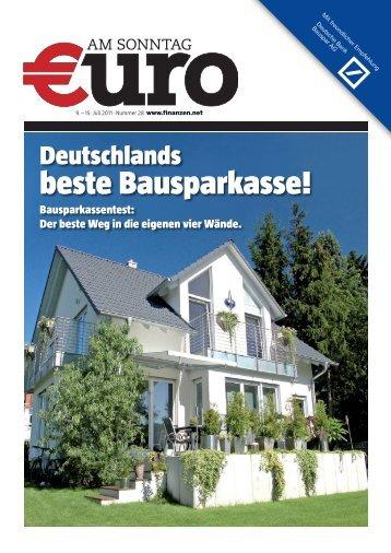 beste Bausparkasse! - Db-baufinanzierung.de