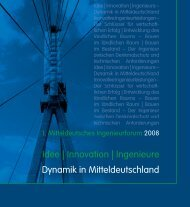 Idee | Innovation | Ingenieure Dynamik in Mitteldeutschland