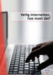02-10-2013 : Veilig internetten, hoe moet dat? - Crioc