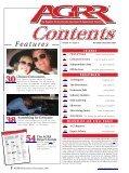 AGRR - November/December 2007 - AGRR Magazine - Page 4