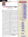 AGRR - November/December 2007 - AGRR Magazine - Page 6