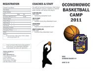 OHS Basketball Camp 2011 Brochure FINAL.indd