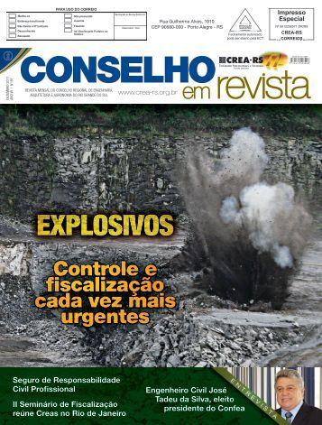 EXPLOSIVOS - Crea-RS