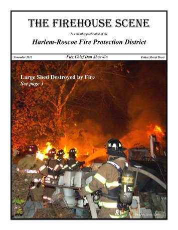 November working.indd - Harlem Roscoe Fire Protection District