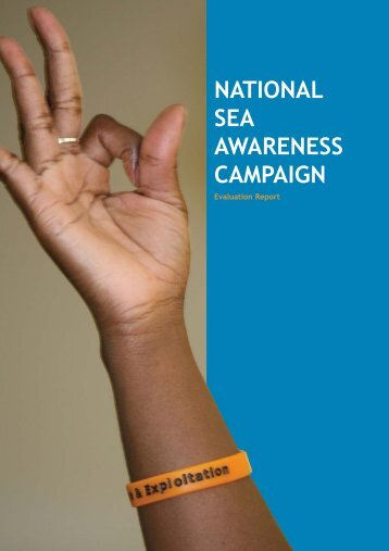 evaluation of the National SEA Awareness Campaign