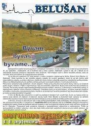 Belušan 8/2011 v elektronickej podobe (pdf)