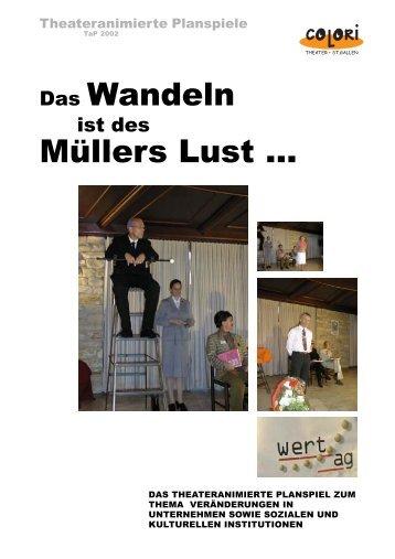 Colori Wandel.p65 - St.Gallen, COLORi Theater
