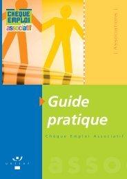 guide Chèque Emploi Associatif - Associations.gouv.fr