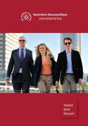 Here You can download our brochure in English. - Kazimiero ...