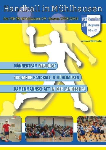 L-Banner Best-Nr. - VFB Thomas Müntzer Mühlhausen