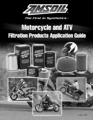 Motorcycle/ATV - LubeOilSales.com