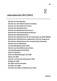 2011-2012 (PDF) - Deutsche Gesellschaft für Natur- und ...