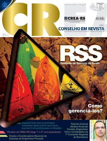Entrevista - Crea-RS