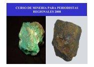 Mediana Minería del Cobre - Sonami