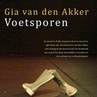 Bewustzijn Magazine november 2011 - Gia van den Akker