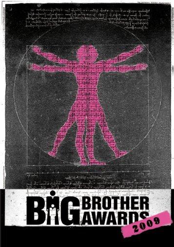 big brother awards 2009 - Big Brother Awards Austria