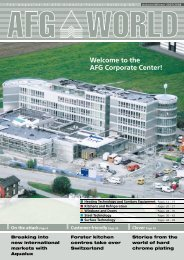Welcome to the AFG Corporate Center!