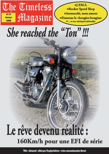 Timeless Magazine 19.indd - Les vestes Belstaff en France par ...