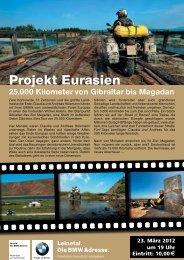 Projekt Eurasien - BMW Motorrad International