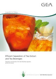 Efficient Separation of Tea Extract and Tea Beverages pdf, 526.5 KB
