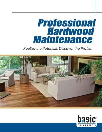 Professional Hardwood Maintenance - Nydree Flooring