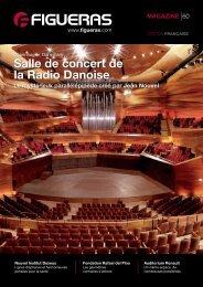Salle de concert de la Radio Danoise