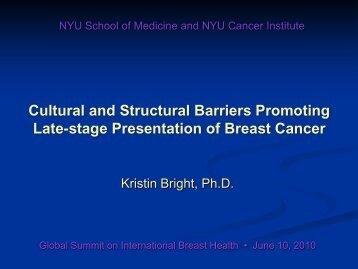 Bright - Breast Health Global Initiative