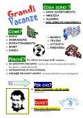 ISCRIZIONI - Il sito dell'Oratorio Salesiano Rondinella - Altervista - Page 3