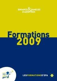 Formations - EFA