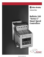 AB Bulletin 160 Manual - Northern Industrial