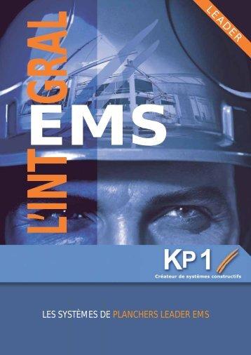L'intégral EMS - KP1