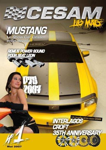 Mustang - Cesam