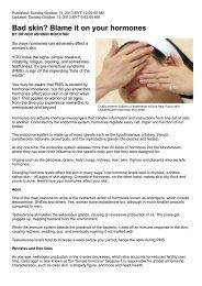 Read more... - PrimaNora Medical Centre