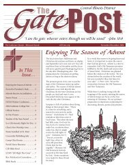 Enjoying The Season of Advent - Central Illinois District - Lutheran ...