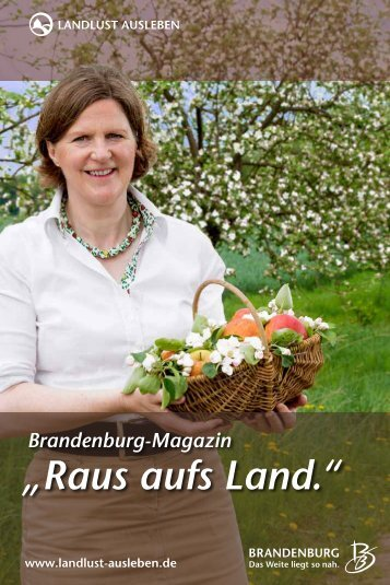 """Raus aufs Land."" - Urban Media GmbH"