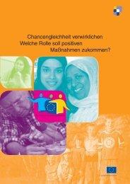 Positive Maßnahmen - Migration - Integration - Diversity