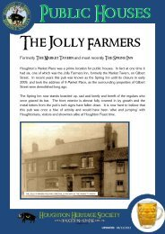The Jolly Farmers Pub - Houghton-le-Spring
