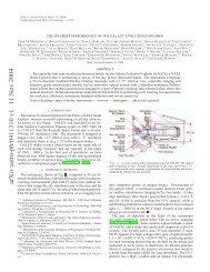 Morrissey, et al. - Galaxy Evolution Explorer - Caltech