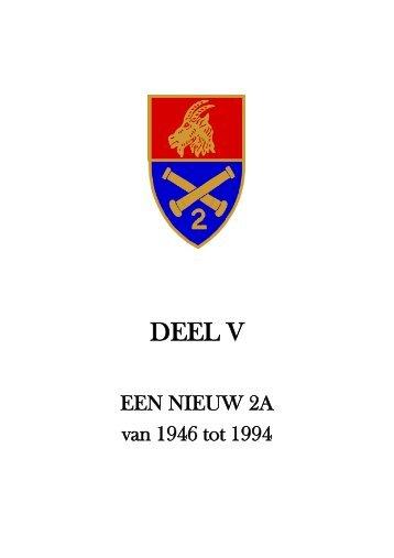DEEL V - 2de-artillerie.be