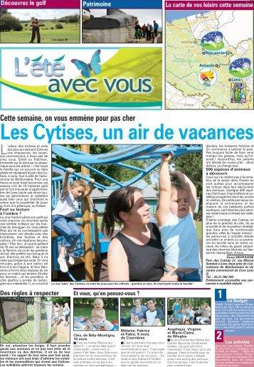 Les Cytises, un air de vacances - Nord Littoral