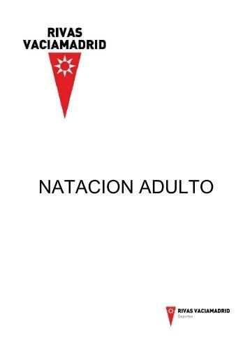 Natación Adultos