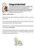 Baptism Leaflet - St James Church – Southam - Page 2