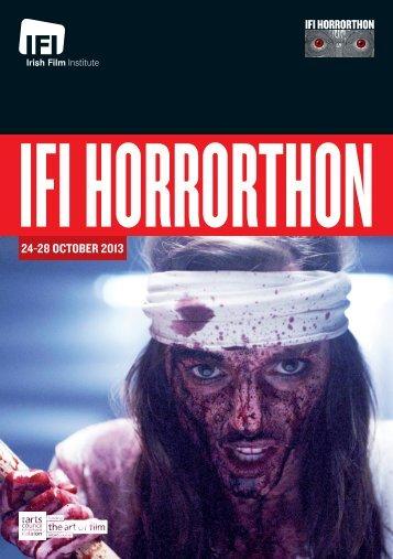 view the full programme (pdf) - Irish Film Institute