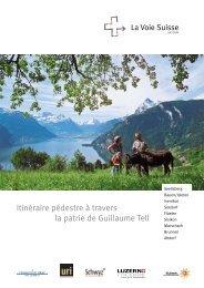 Voie Suisse - Hausinfo