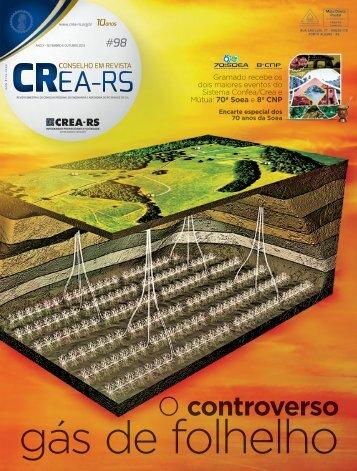 Revista ed.98 - Crea-RS