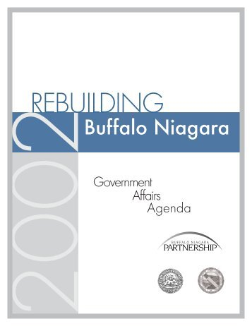 2002 - Buffalo Niagara Partnership